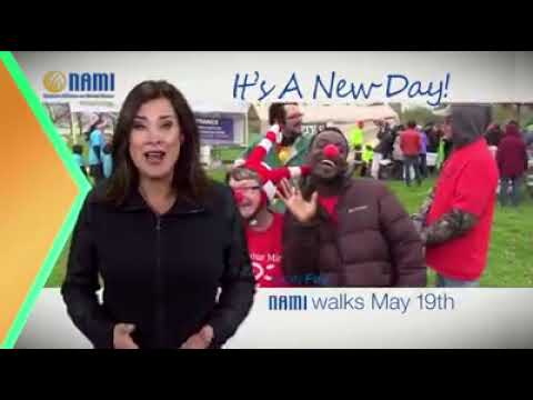NAMIWalks Greater Milwaukee 2018 Public Service Announcement- Molly Fay