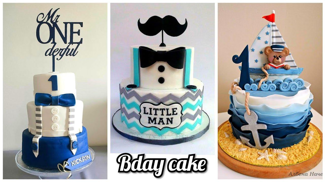 45 Beautiful Birthday Cake Ideas For Baby Boy Kids Birthday Cakes Youtube