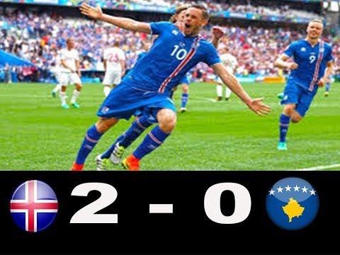 Icelandvs Kosovo 2-0 All Goals & Highlights 09/10/ 2017 {HD}
