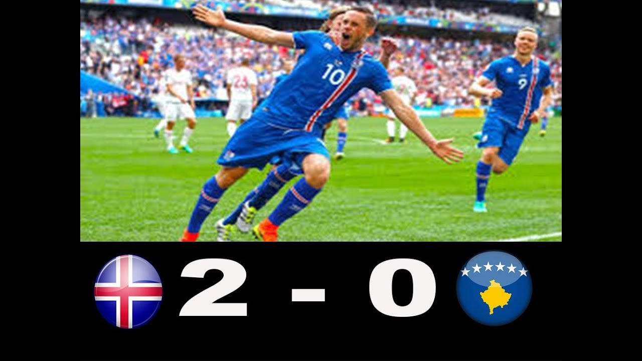 Download Iceland  vs Kosovo 2-0 All Goals & Highlights 09/10/ 2017 {HD}