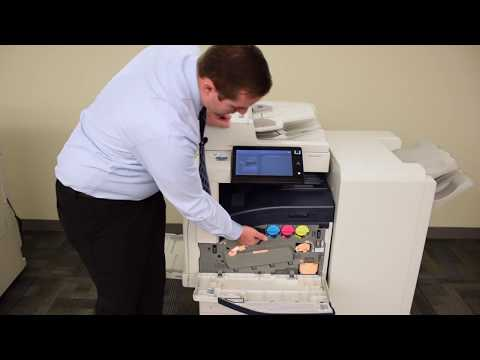 Quick Solutions - Changing the Toner and Waste Toner on Xerox AltaLink and VersaLink