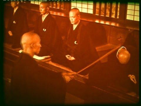 Glorious Kyoto in the fifties - Zen