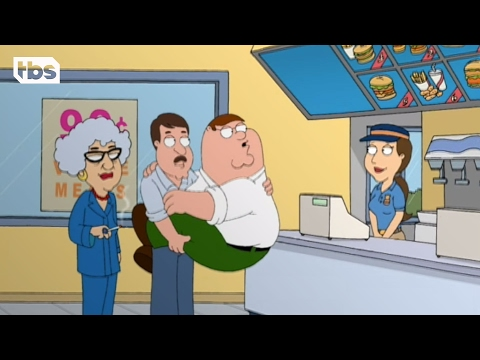 Peter's New Dad   Family Guy   TBS