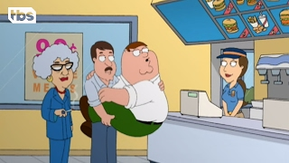 Family Guy: Peter's New Dad (Clip) | TBS