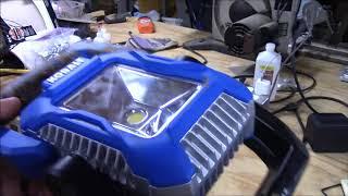 First Look: Kobalt 24v 1700 Lumen Work Light ~ Product Review