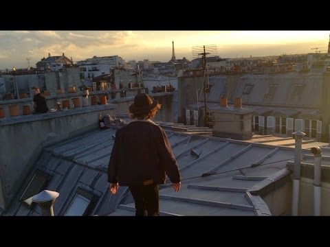 paris days 1 & 2: amazing airbnb view and exploring the rooftops