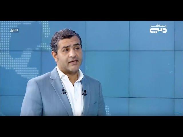 22 - 07 - 2019 لقاء محمد حشاد مدير قسم الأبحاث والتطوير بشركه نور كابيتال