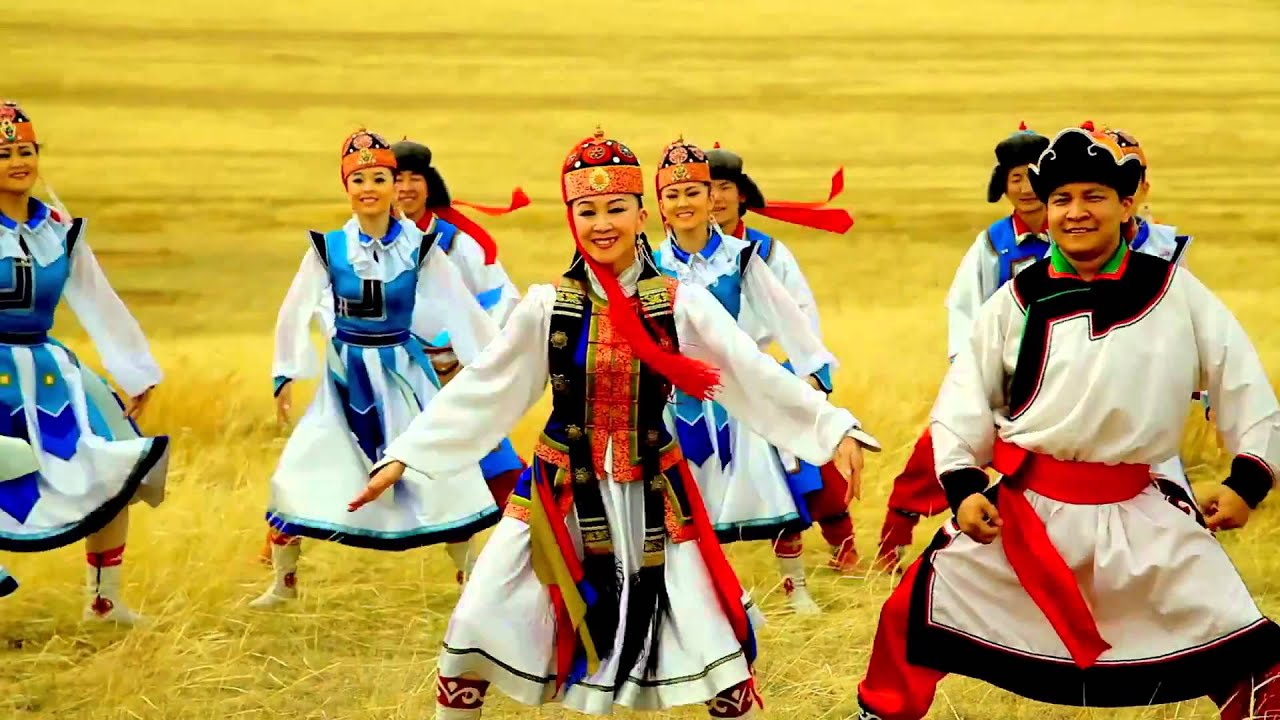 モンゴル民謡: 私の最愛の祖国_...