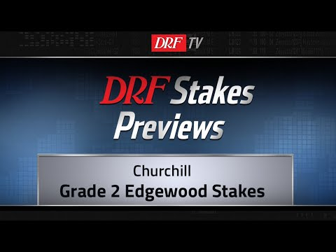 Edgewood Stakes Preview 2019