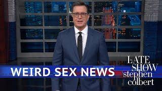 Weird Sex News: Holiday Edition