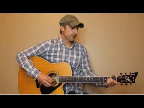 Beer Never Broke My Heart - Luke Combs - Guitar Lesson | Tutorial