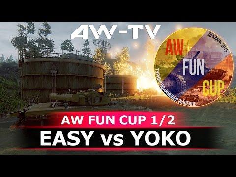 AW FUN CUP