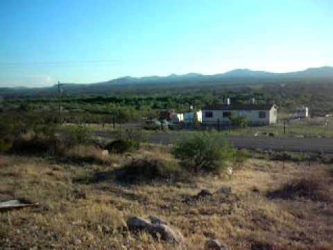 San Carlos Apache Reservation