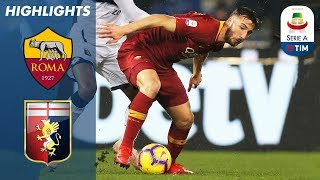 Roma 3-2 Genoa | Cristante Proves the Difference in Five-Goal Thriller | Serie A