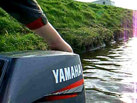 Yamaha 8hp outboard 2 stroke