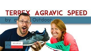 ADIDAS OUTDOOR TERREX AGRAVIC SPEED REVIEW | Gearist Reviews
