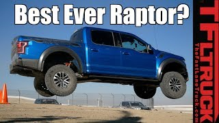 Is the new 2019 Ford Raptor Still the King Off-Road Performance Truck?