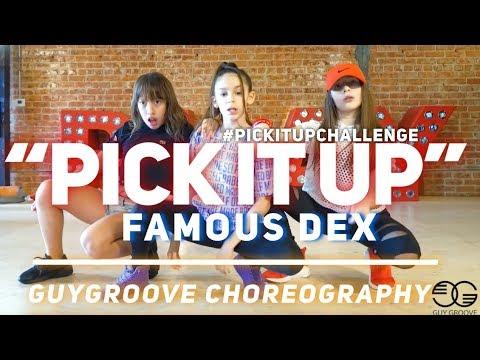 """Pick It Up"" #pickitupchallenge | @famousdex @asaprocky | @GuyGroove Choreography"