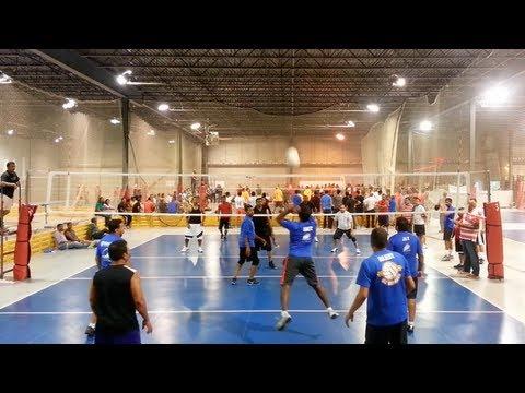 Alabama Vs Indy Volleyball Semi-Final 2013 (CLPSS Samaj)