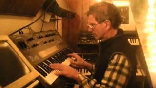 Siel DK600 + Expander Synthesizer Demo