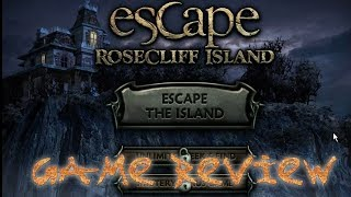 Escape Rosecliff Island - Game Review