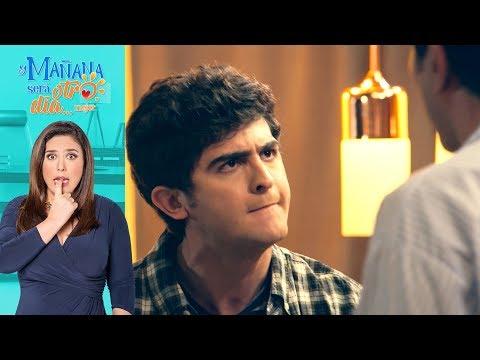 ¡Cristobal se decepciona de Camilo! | Y mañana será otro día - Televisa