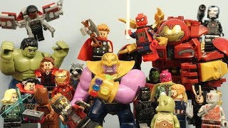 Cover images LEGO Cyclops - Avengers Infinity War - Stop Motion