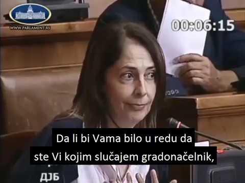 Premijerka Brnabić ne razlikuje javni od privatnog novca