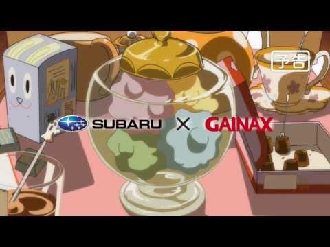 SUBARUとGAINAXが送る、アニメーション作品『放課後のプレアデス』。 2011年2月1日 公開! → 『放課後のプレアデス』公式サイト http://sbr-gx.jp...
