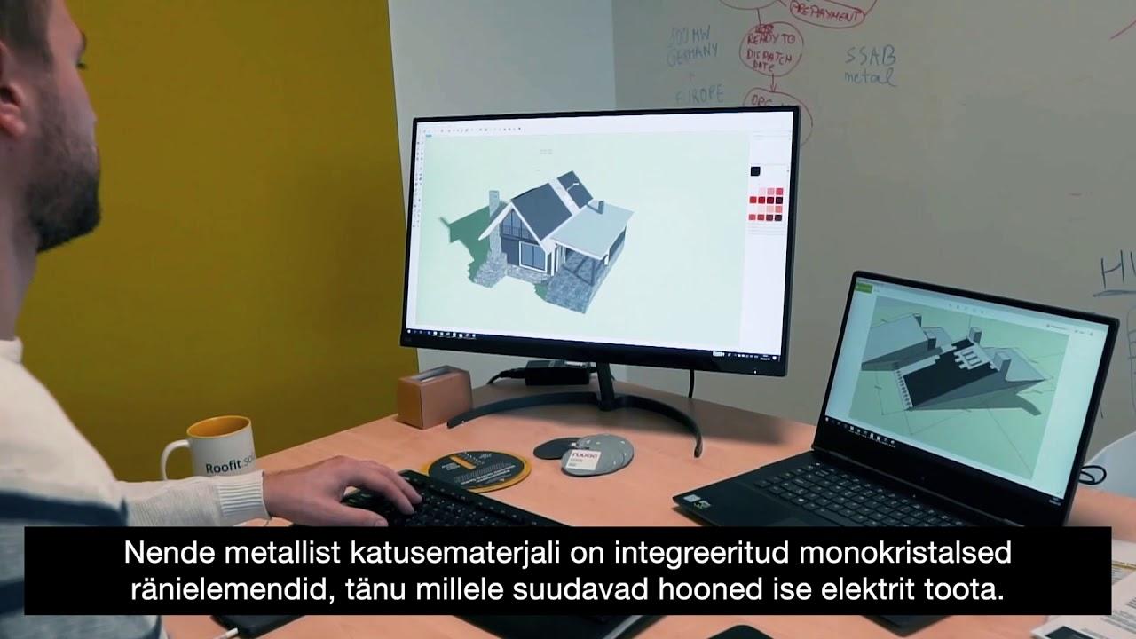 Roofit Solar Energy OÜ - keskkonnasõbralik toode