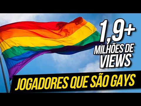 JOGADORES DE FUTEBOL ASSUMIDAMENTE GAYS