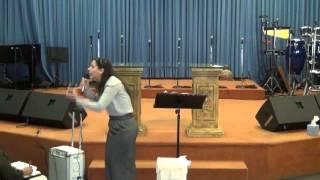 Déjate Transformar Por Cristo - Pastora Jenny Flores