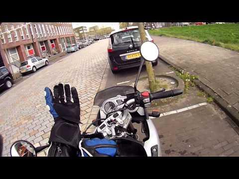 [RAW] 1 Amsterdam - Ijburg (BMW F650CS)