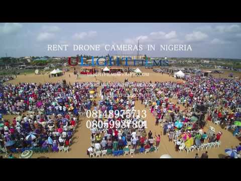 RENT A DRONE IN LAGOS NIGERIA- 08148975713