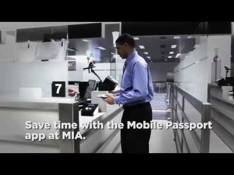 Check Out The Mobile Passport App