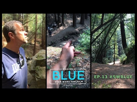 Making BLUE Ep.13: Star Wars Short Film
