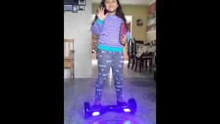 Dalilah riding her Skywalker #6yrsold