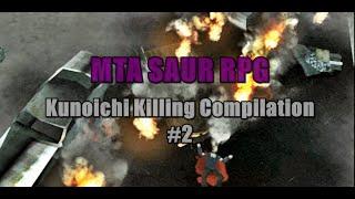 MTA SAUR RPG : Kunoichi Killing Compilation #2