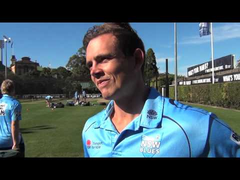 Stephen O'Keefe chats superstitions, form and the Bupa SS Final