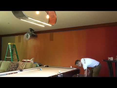 Jackson Wyoming Game Room Painting by Camer1