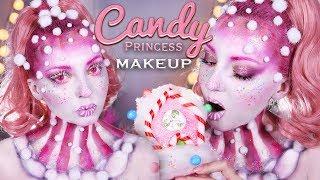 CANDY PRINCESS - Cukierkowa charakteryzacja