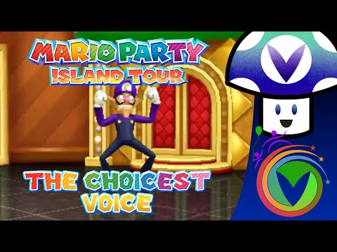 [Vinesauce] Vinny - Mario Party: Island Tour - The Choicest Voice