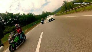 Melaka Bikers Ride To Lemang Toki Karak