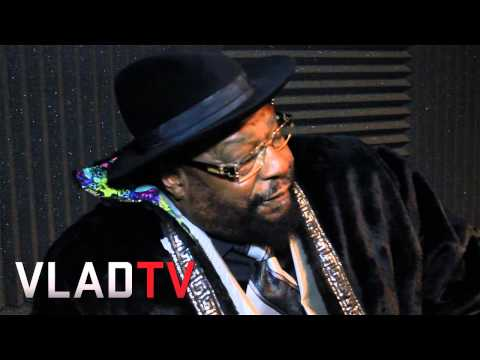 George Clinton on Love for Chief Keef & Dr. Dre