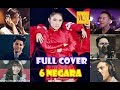 "Lagu 6 COVER LAGU ""MERAIH BINTANG"" versi 6 Negara. Theme Song ASIAN GAMES 2018!"