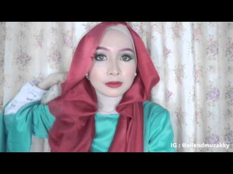 Princess Ariel (Disney) Hijab Tutorial