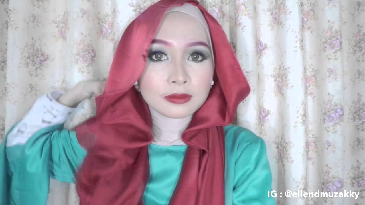Princess Ariel Disney Hijab Tutorial Youtube