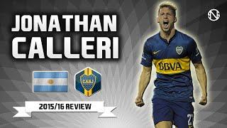 JONATHAN CALLERI | Goals, Skills, Assists | Boca Juniors | 2015 (HD)