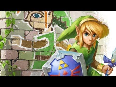 Legend of Zelda: A Link Between Worlds Review