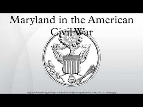Maryland in the American Civil War